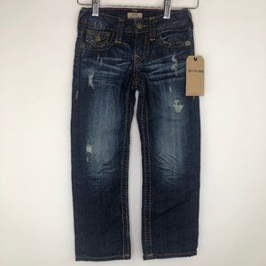 True Religion Geno Relaxed Slim - Boy's size 5